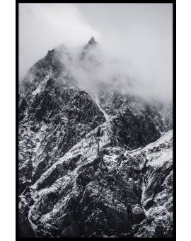 Snow Mountain Poster