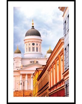 Helsinki Cathedral N02 Poster